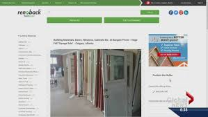 calgary website matches leftover building supplies to buyers