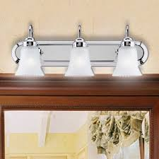 westinghouse lighting 3 light vanity light walmart