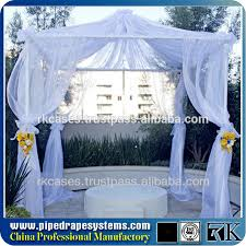 Pipe Drape Wholesale Pipe And Drape Wedding Tent Wedding Tent Reception Outdoor Wedding