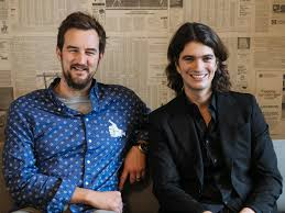 the cofounder of wework takes a stance on nap rooms business insider