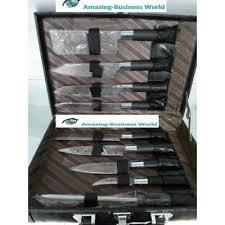 malette couteau cuisine valise malette couteau 10 pièces en inox ustensiles de cuisine