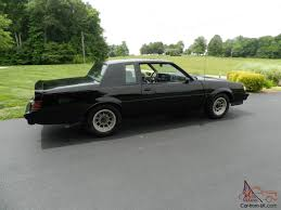 buick t type turbo regal factory stock survivor grand national