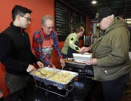 volunteers make a happy thanksgiving for many haverhill news