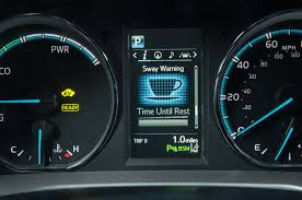 lexus hybrid warning lights 2016 toyota rav4 hybrid limited review