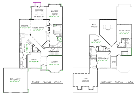 Sunroom Floor Plans by Staffordshire Townhome Floorplans And Pricing Three Bedroom
