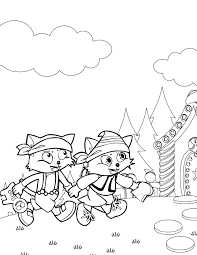 hansel and gretel coloring page handipoints