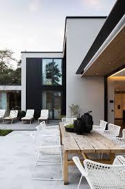 Modern Deck Furniture by Best 25 Modern Outdoor Living Ideas On Pinterest Terrace Design