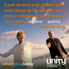 30 days to a whole new you unity