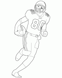cowboys football coloring pages coloring home