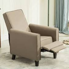modern recliner chairs u0026 rocking recliners for less overstock com