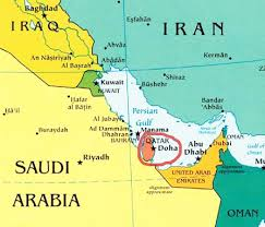 doha qatar map doha qatar the few days where in the are mavra