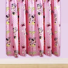 Minnie Mouse Bowtique Curtains Minnie Mouse Curtains Canada Nrtradiant Com
