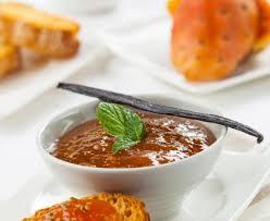 cuisiner les figues confiture de figues de barbarie recette de confiture de figues de