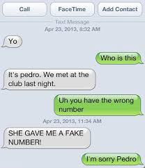 Funny Texting Jokes - 30 people who had the perfect response to a wrong number text