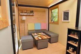 tiny home dining table 6 smart storage ideas from tiny house dwellers hgtv