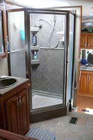 parts for rv shower stall useful reviews of shower stalls