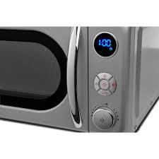mikrowelle retro design medion mikrowelle md 18028 800 watt grill 1 000 watt 20 l