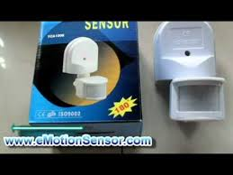 installing a motion sensor to an existing light fixture how to install a motion sensor in your home youtube