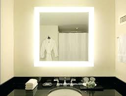 Lighted Vanity Mirrors For Bathroom Vanity Wall Mirror For Bathroom Bathroom Wall Mirrors Wall
