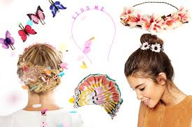 summer hair accessories for a day thanks to precious hair accessories the button