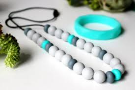silicone necklace images Bubba chew silicone necklace grey mist necklace bubba chew jpg