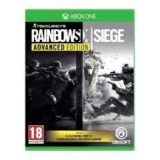 siege volant pc rainbow six siege advanced edition xbox one achat pas cher