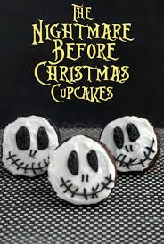 nightmare before halloween jack skellington cupcakes frugal mom eh