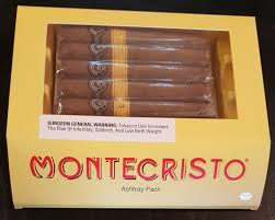 cigar gift set montecristo classic toro 10 cigar gift set black cat cigar company
