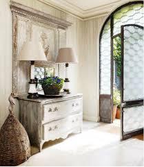 muebles para recibidor rustik chateaux decorar el recibidor con muebles antiguos