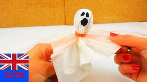spooky lollipop halloween ghost ghost candy diy youtube