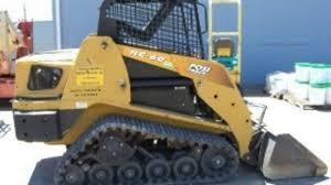 asv posi track rc 60 track loader service repair workshop manual