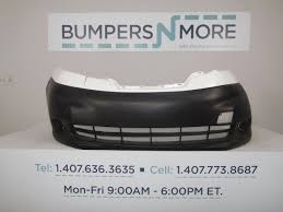 nissan altima 2016 front bumper oem 2013 2016 nissan nv200 s sv front bumper cover used cars for
