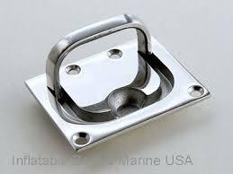 marine cabinet hardware pulls amazon com boat lift pull ring handle hatch locker cabinet 3