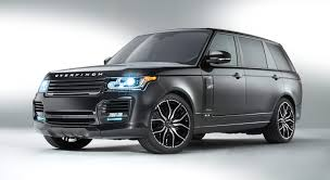range rover autobiography black edition overfinch limited edition
