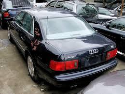 1999 audi a8 4 2 parts car stock 005138