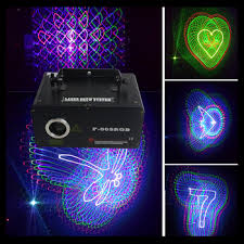 rgb laser show programmable laser projector lights buy