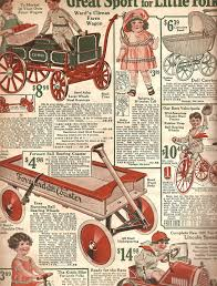 what i found montgomery ward catalog christmas toys 1924