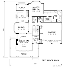 house plan the grayson by donald a gardner architects