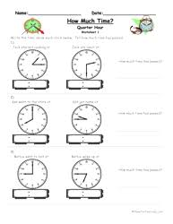 create your own telling time clock worksheets worksheets have