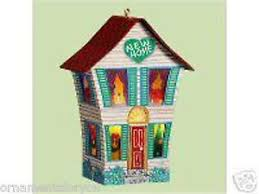 hallmark 2004 new home ornament ebay