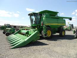 what is the best 9750 john deere combine
