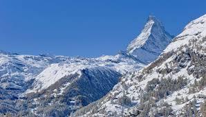 Zermatt Luxury Ski Hotels White Blancmange