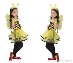 Halloween Costumes Bee Honey Bee Girls Kids Toddler Infant Halloween Fancy Dress