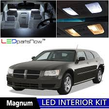 amazon com ledpartsnow 2005 2008 dodge magnum led interior lights