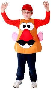 Potato Head Kit Disguise Crazy Costumes La Casa Los Trucos 305 858 5029 Miami