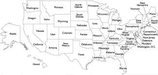 united states map black and white white maps of united states wire free printable images maps