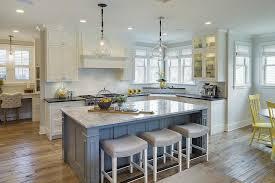 Gray Kitchen Island Gray Kitchen Island White And Quartzite Countertops Yellow Ideas
