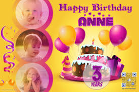 customizable design templates for birthday card postermywall