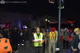 los angeles corporate events by party planners la halloween