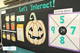 let u0027s interact halloween style creative classroom tools